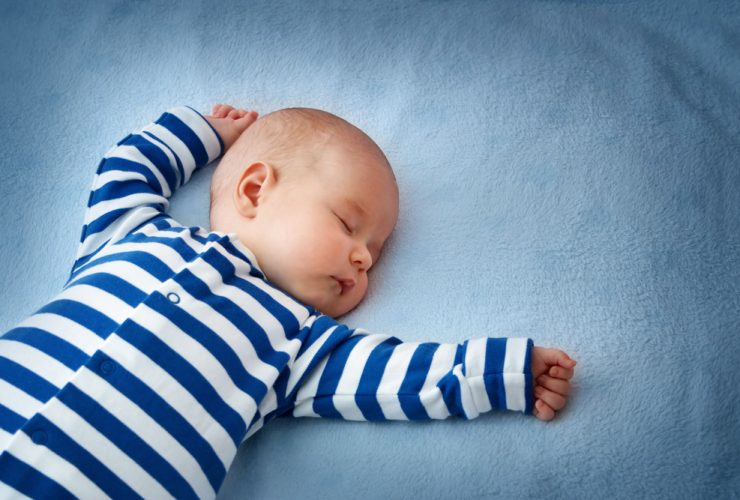 Sleeping Baby Shutterstock