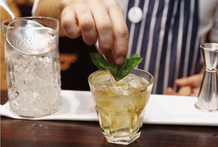 Southside Cocktail