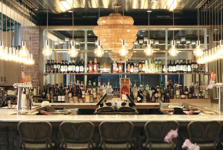 Tagliata Front Bar
