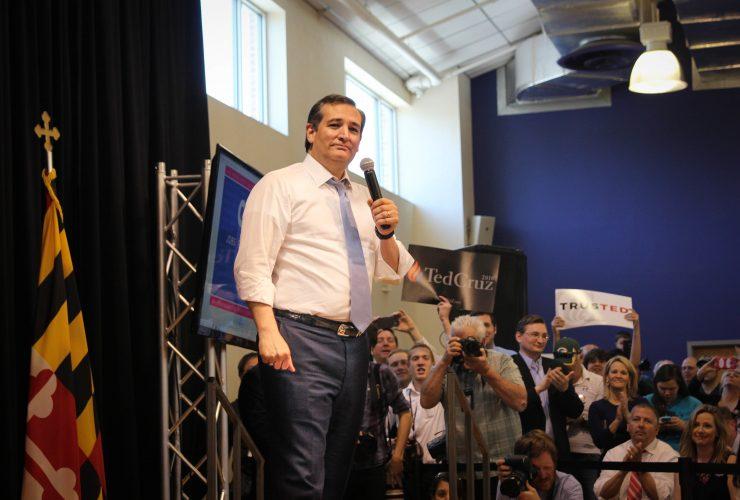 Ted Cruz Towson