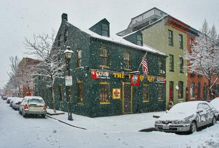 TheWharfRat snow