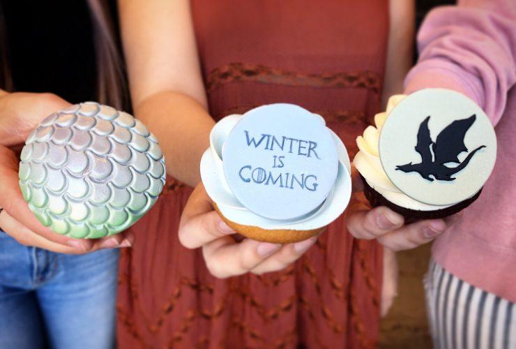 Thrones Cupcakes