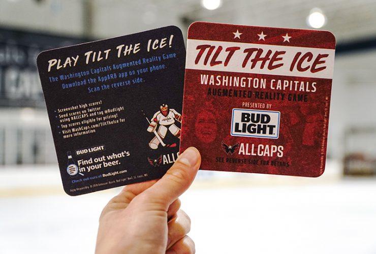 Tilt The Ice