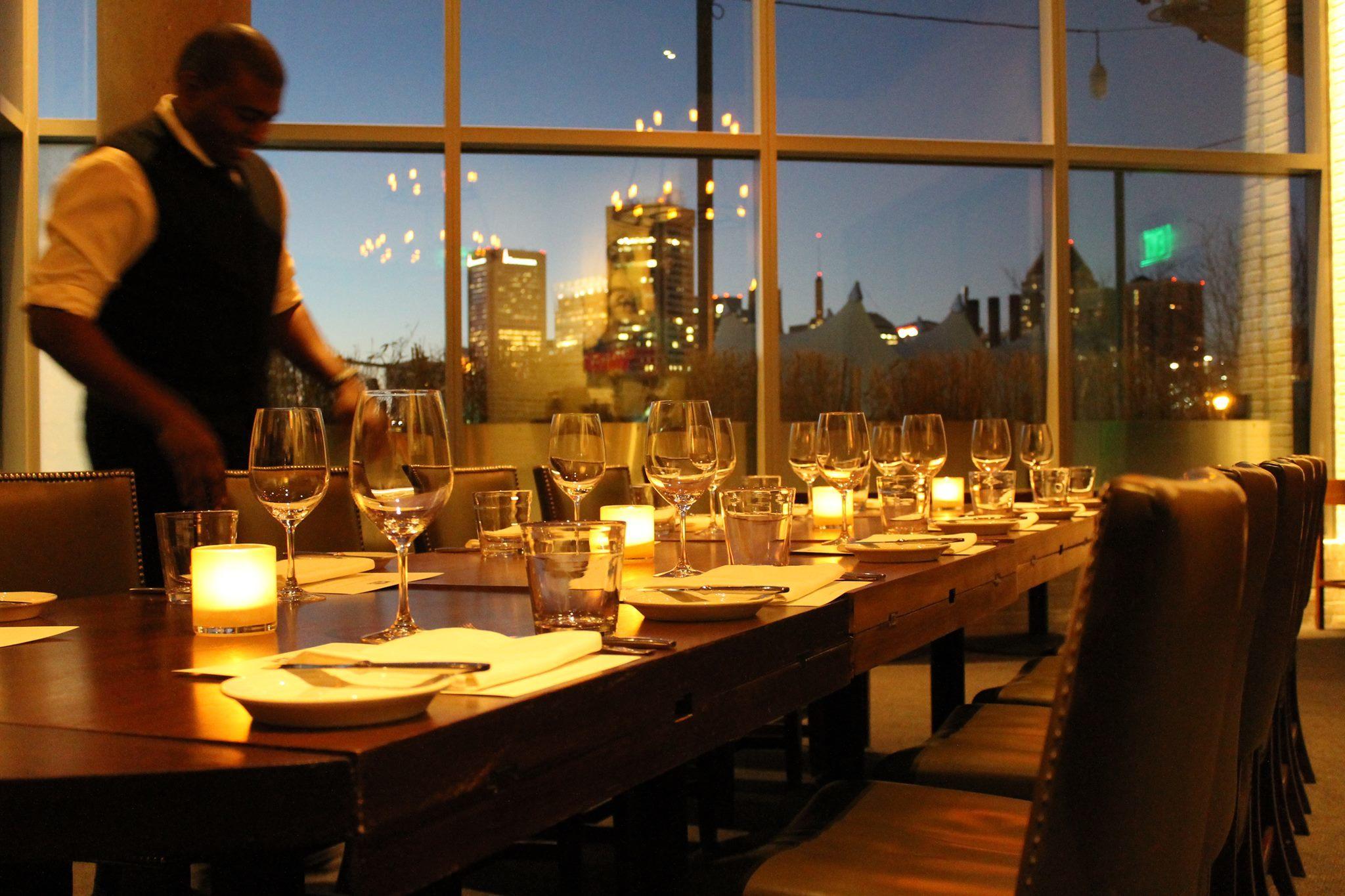 Twelve Of Charm City S Most Romantic Restaurants Baltimore Magazine