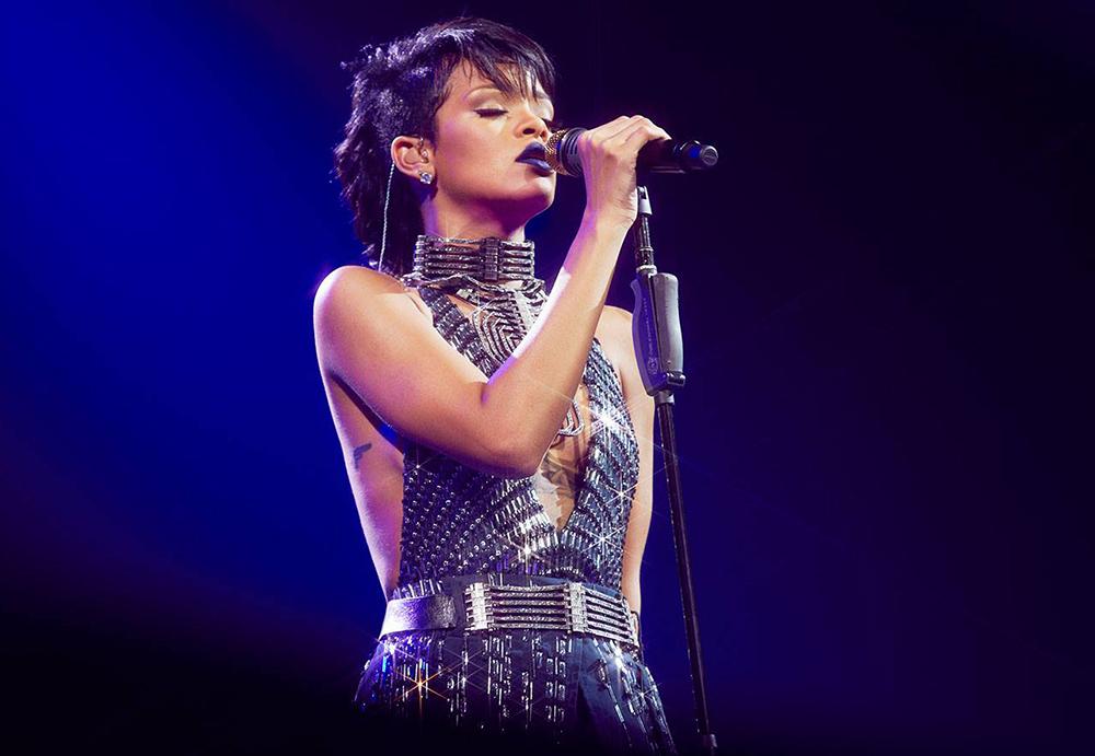 Wl Rihanna