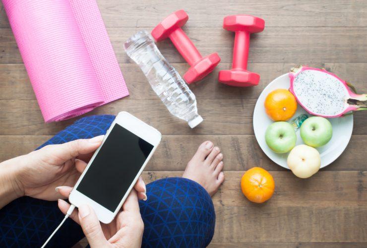 Workout Foods Shutterstock
