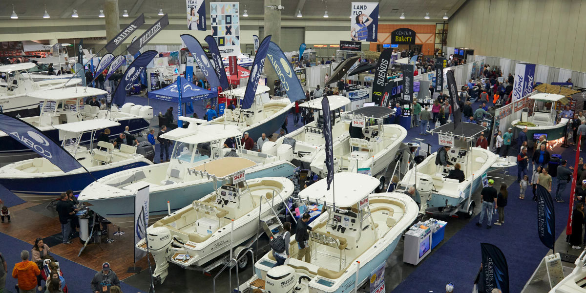 Baltimore Boat Show 1200X600