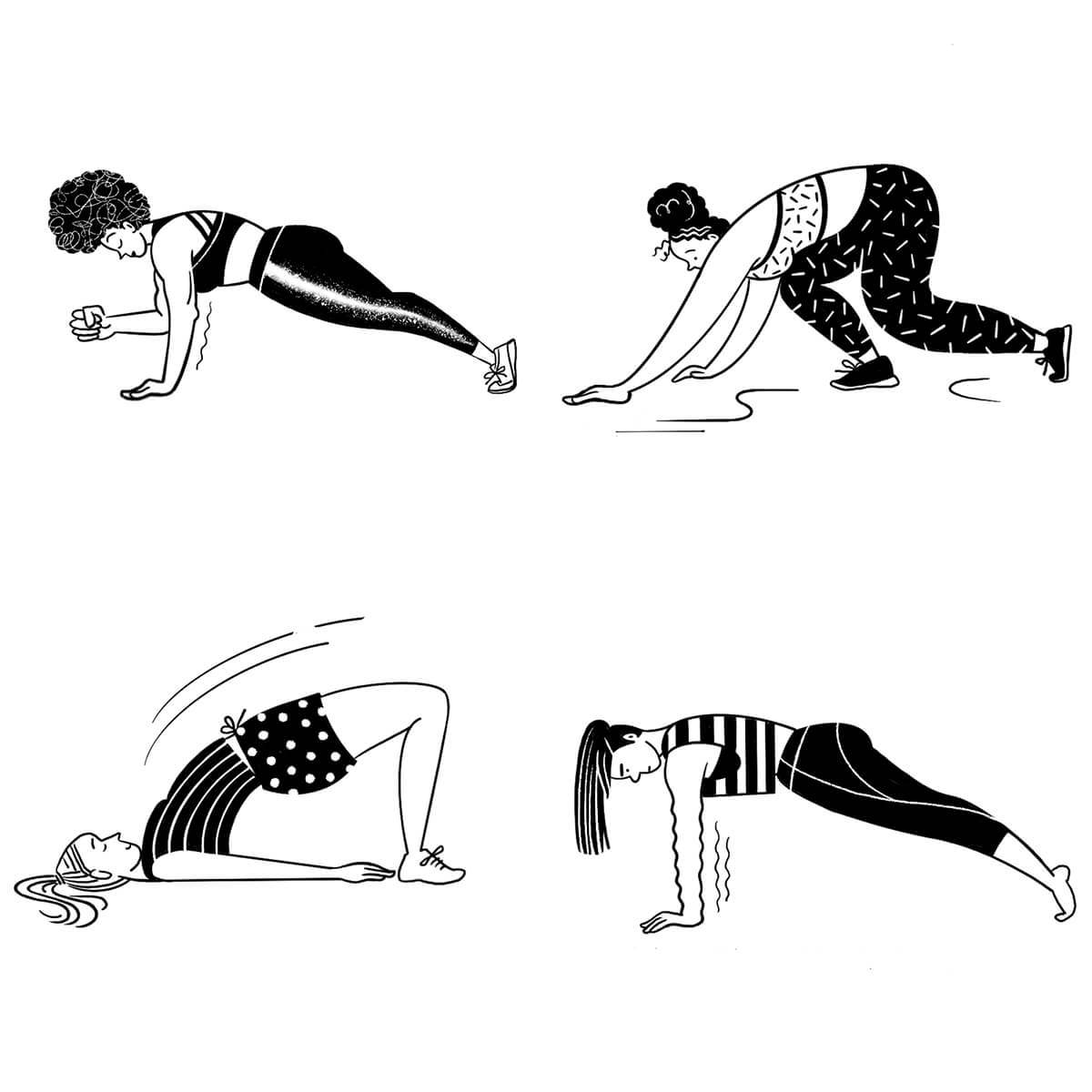 Charmed Life Workout