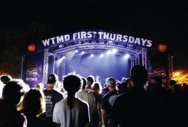 First Thursdays Stage Photo By Shantel Mitchell Breen Cmyk