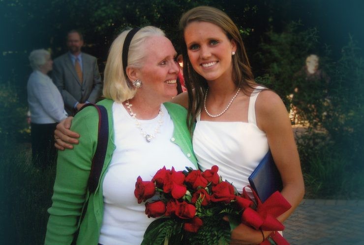 Sharon And Yeardley Love Courtesy Of The One Love Foundation