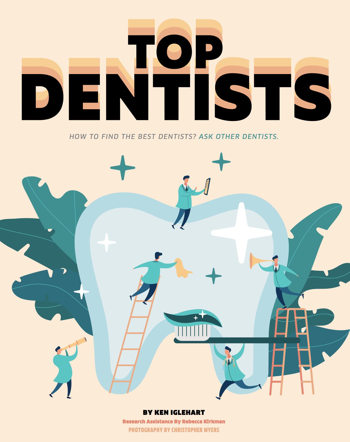 Top Dentists Byline