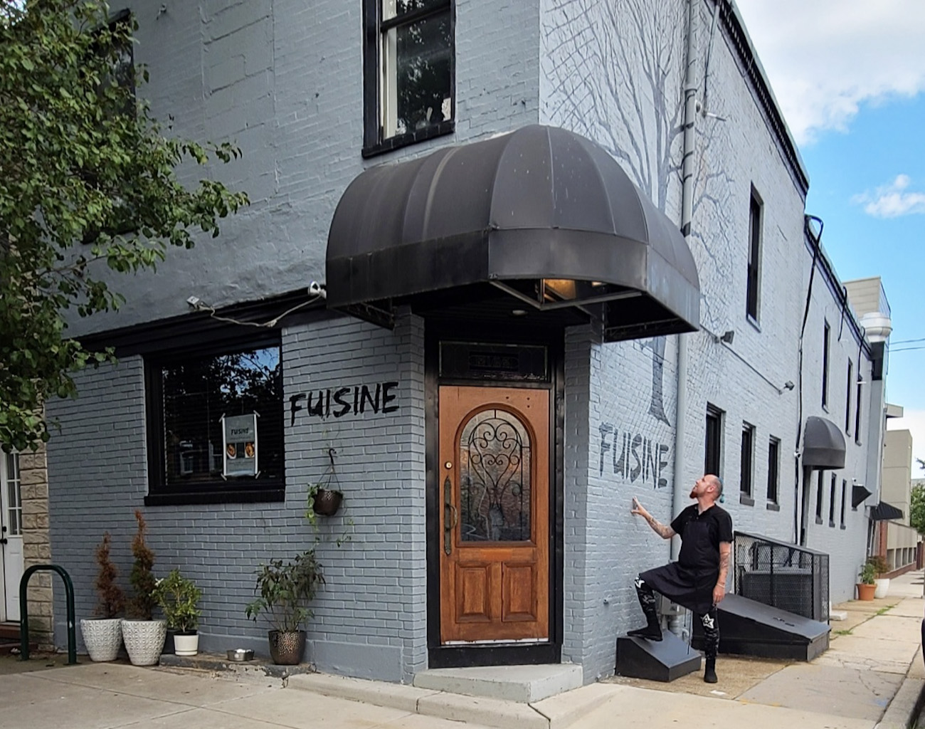 Fuisine Bringing Seasonal Menu And Laidback Atmosphere To Canton