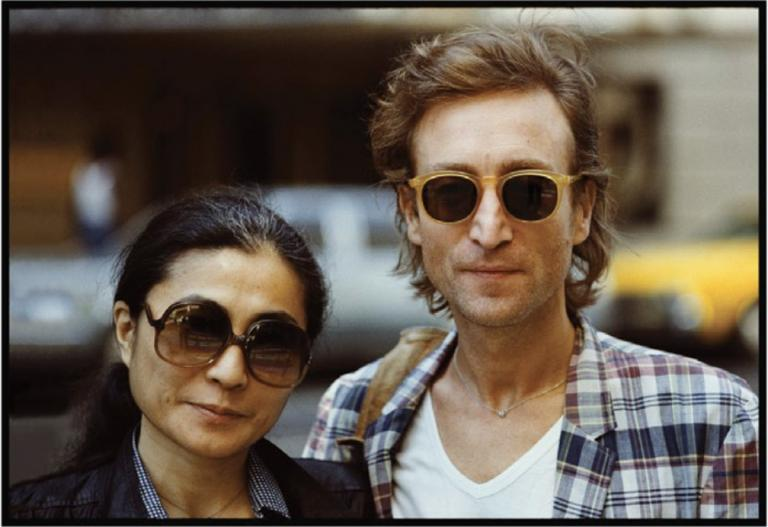 A Baltimore Photographer Once Captured John Lennon and