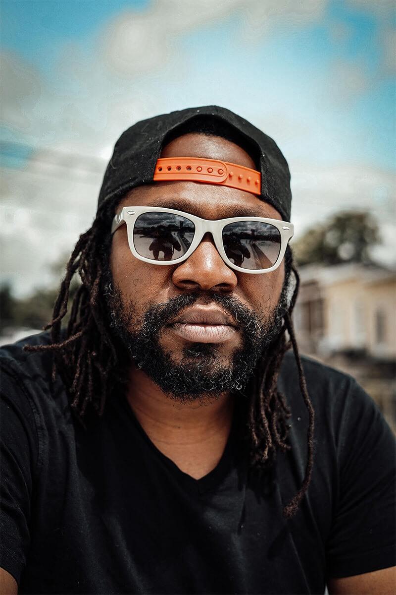 Portrait of Eze Jackson