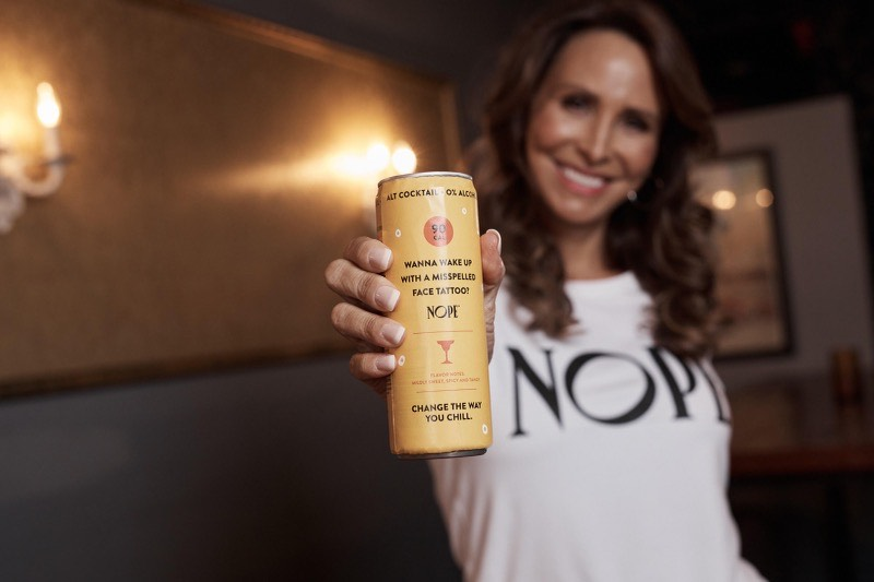 NOPE's Alcohol-Free Beverages Make a Splash During Dry January