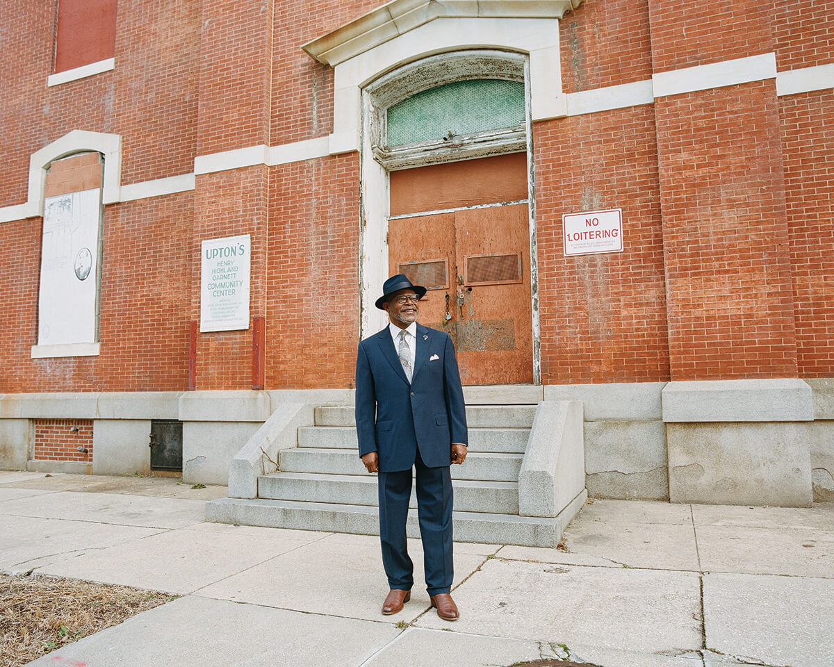 Pastor Believes Transformation of P.S. 103 Can Revitalize Old West Baltimore