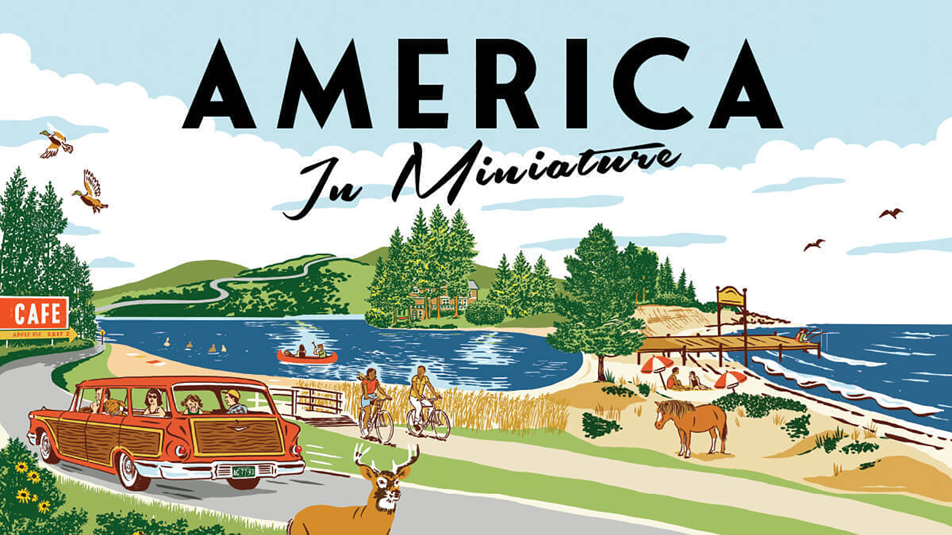 Maryland: America in Miniature